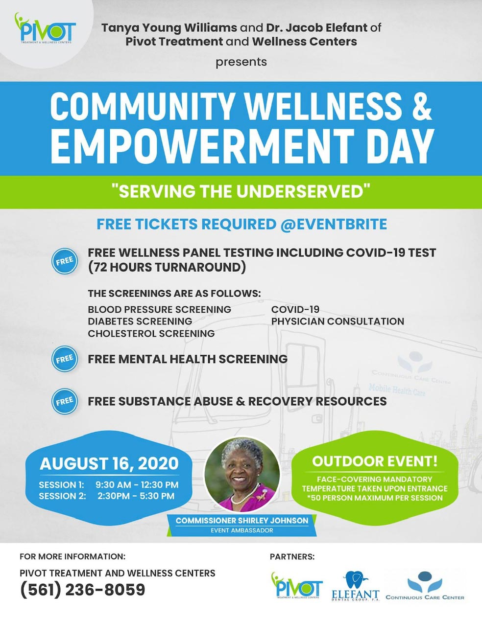 Community Wellness & Empowerment Day
