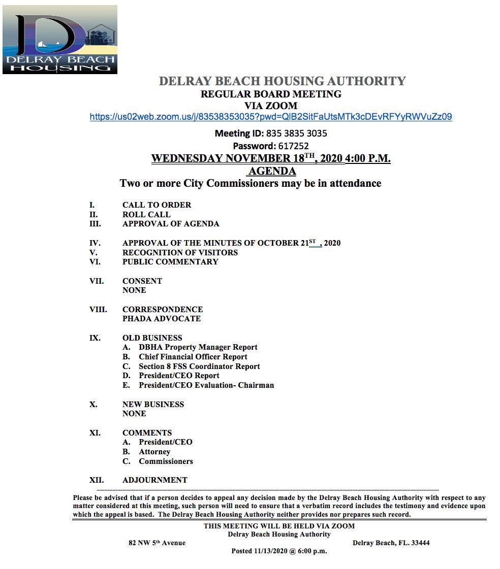 DHG-Agenda-Nov18-20